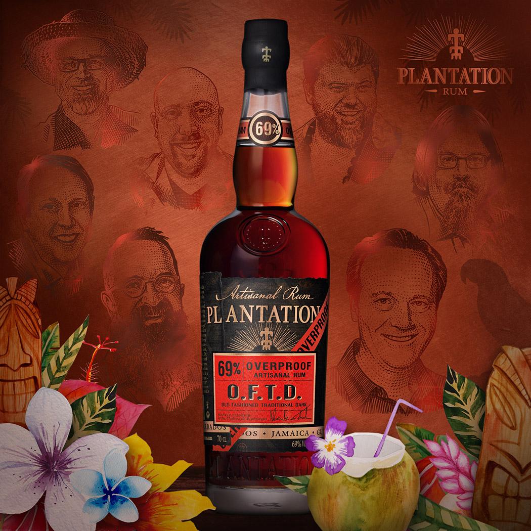 O.F.T.D. — Plantation Rum