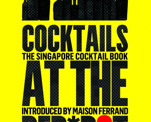 COCKTAILS AT THE RED DOT-The Singapore Cocktail Book-1