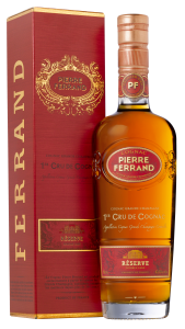 Pierre ferrand reserve 750ml coffret rvb
