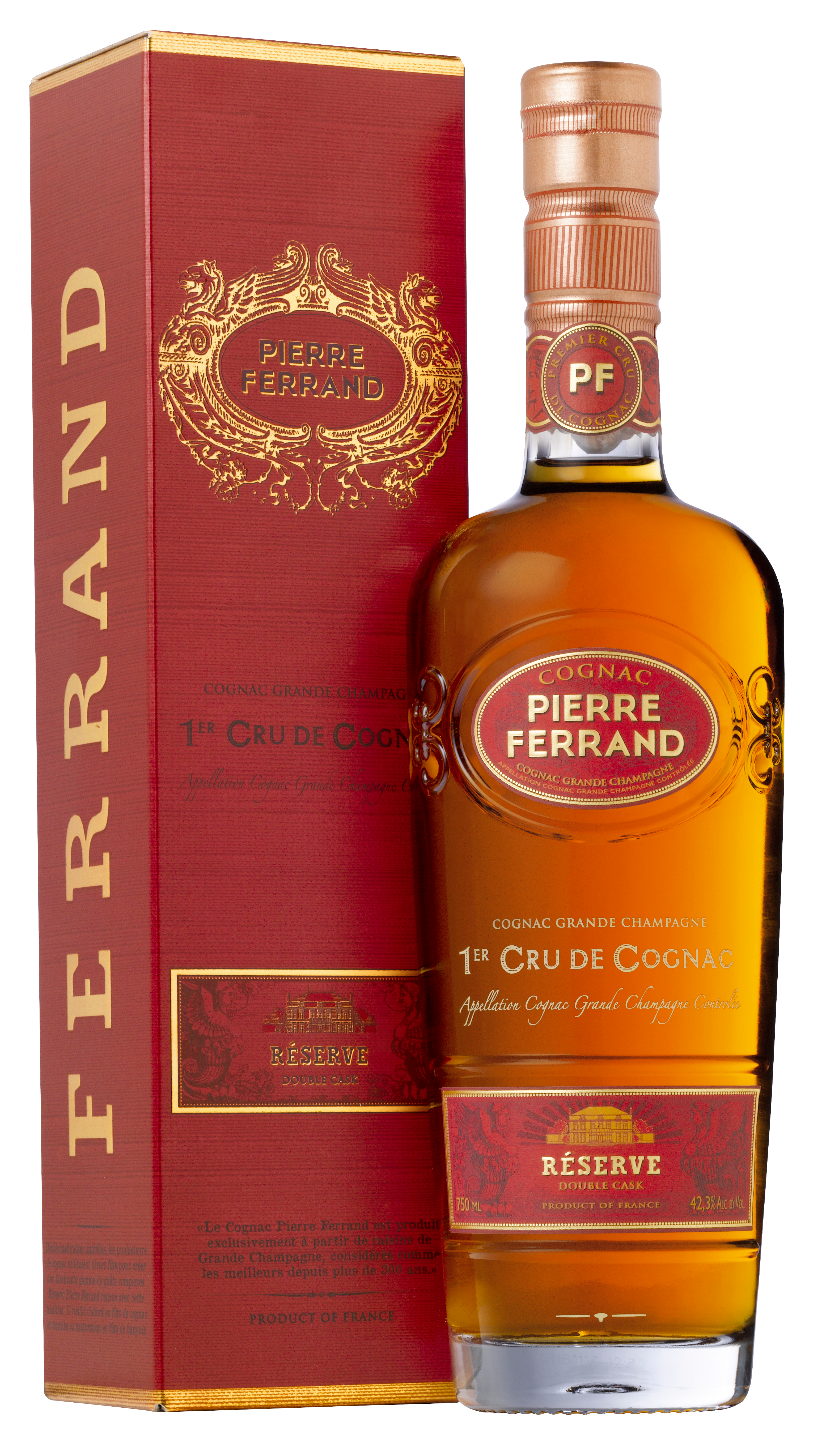 Pierre ferrand reserve 750ml coffret rvb 2681902ec9d