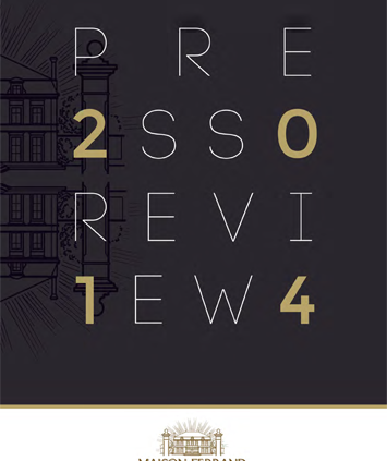 small Press revue 2014